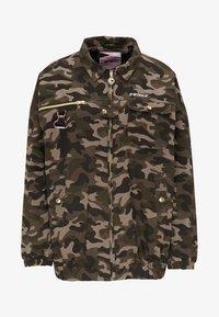 myMo - Summer jacket - olive - 4
