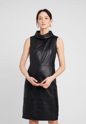 THEA - Day dress - black