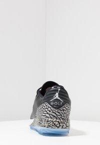 Nike Golf - Golfsko - black/fire red/white/cement grey - 3