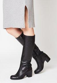 faina - Boots - schwarz - 0