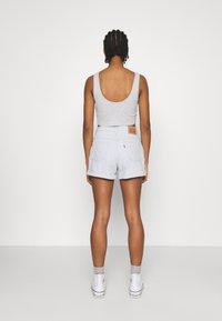 Levi's® - MOM LINE  - Shorts vaqueros - waste not - 2