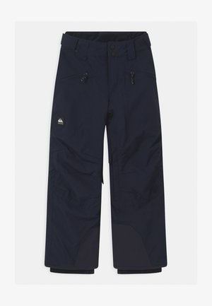 BOUNDRY YOUTH UNISEX - Snow pants - navy blazer