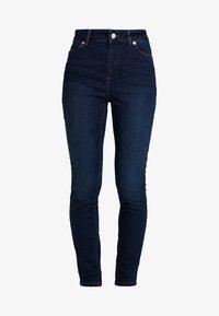 comma - Slim fit jeans - blue denim - 4