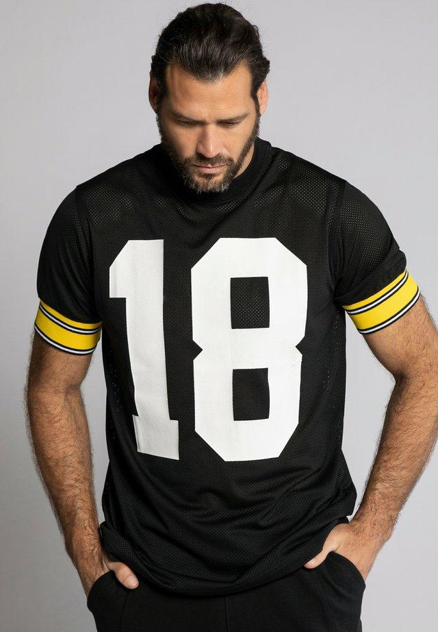T-shirt de sport - noir