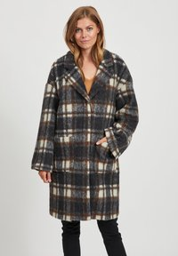 Object - Classic coat - chicory coffee - 2