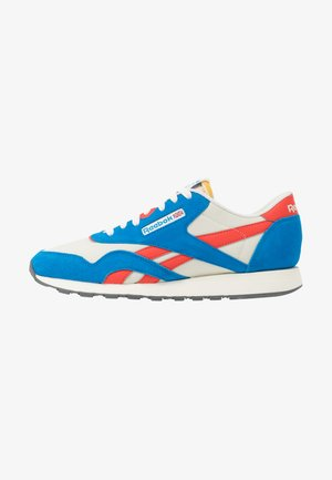 Sneaker low - dynamic blue/chalk/carotene