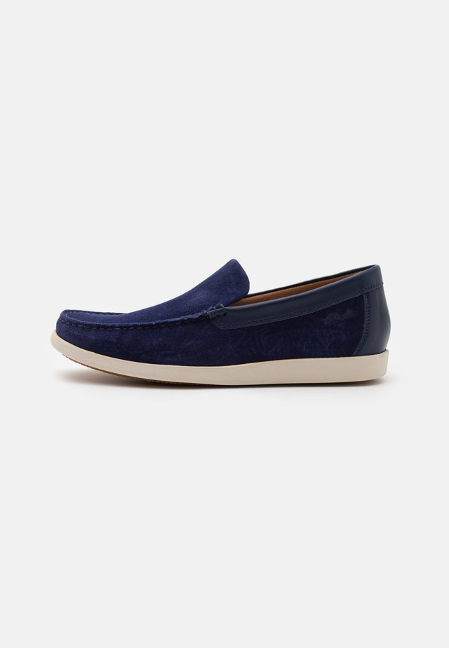 FERIUS CREEK - Slip-ons - dark blue