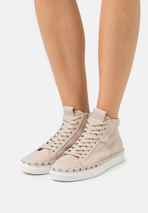 COSMO - High-top trainers - desert