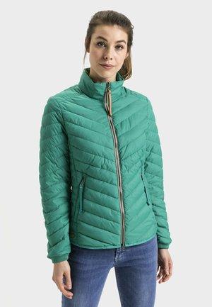 Winter jacket - peppermint