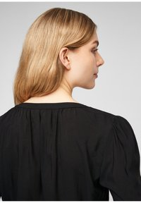 QS by s.Oliver - Blouse - black - 4