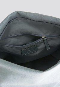 TOM TAILOR - BAGS HOBO-TASCHE PERUGIA - Handtasche - mid blue - 2