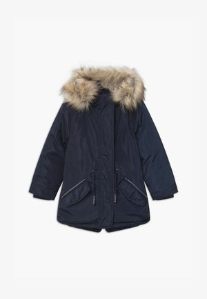 SMALL GIRLS - Winter coat - navy blazer