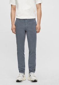 J.LINDEBERG - Chinos - dark grey - 0