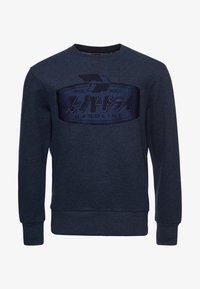 Superdry - Sweatshirt - ECLIPSE NAVY MARL - 0