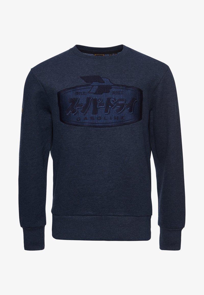 Superdry - Sweatshirt - ECLIPSE NAVY MARL