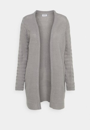 NMCARLY  - Gilet - light grey melange
