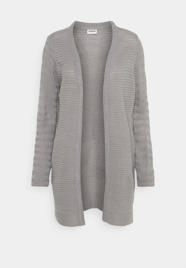 NMCARLY  - Neuletakki - light grey melange