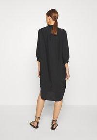 Soft Rebels - SRNELLY - Shirt dress - black - 2