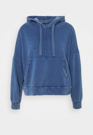 WORK IT OUT HOODIE - Sweater - indigo