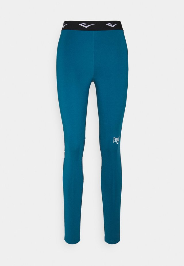 WOMEN LEONARD - Legging - blue