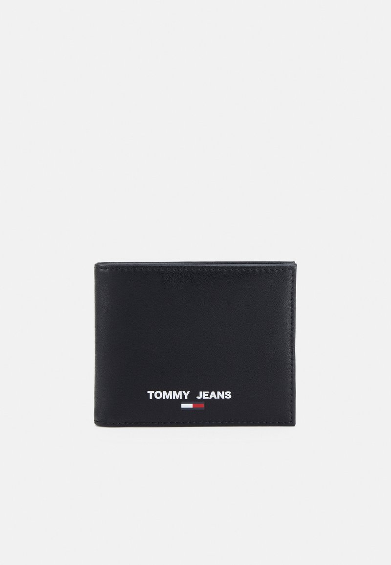 Tommy Jeans - ESSENTIAL WALLET - Portefeuille - black