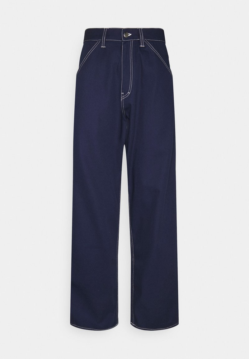 Edwin - STORM PANT - Jeans relaxed fit - maritime blue