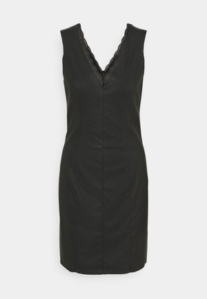 ONLMILLA DRESS - Shift dress - black