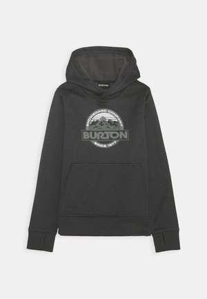 OAK - Hoodie - true black heather