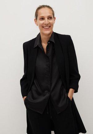 LUNA-A - Short coat - schwarz