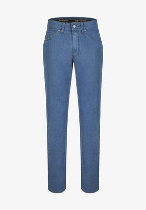 HENRY - Slim fit jeans - mittelblau