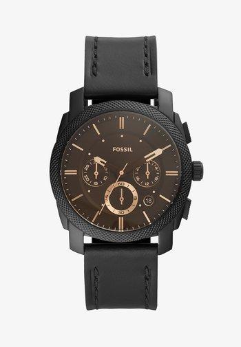 MACHINE - Chronograph watch - black
