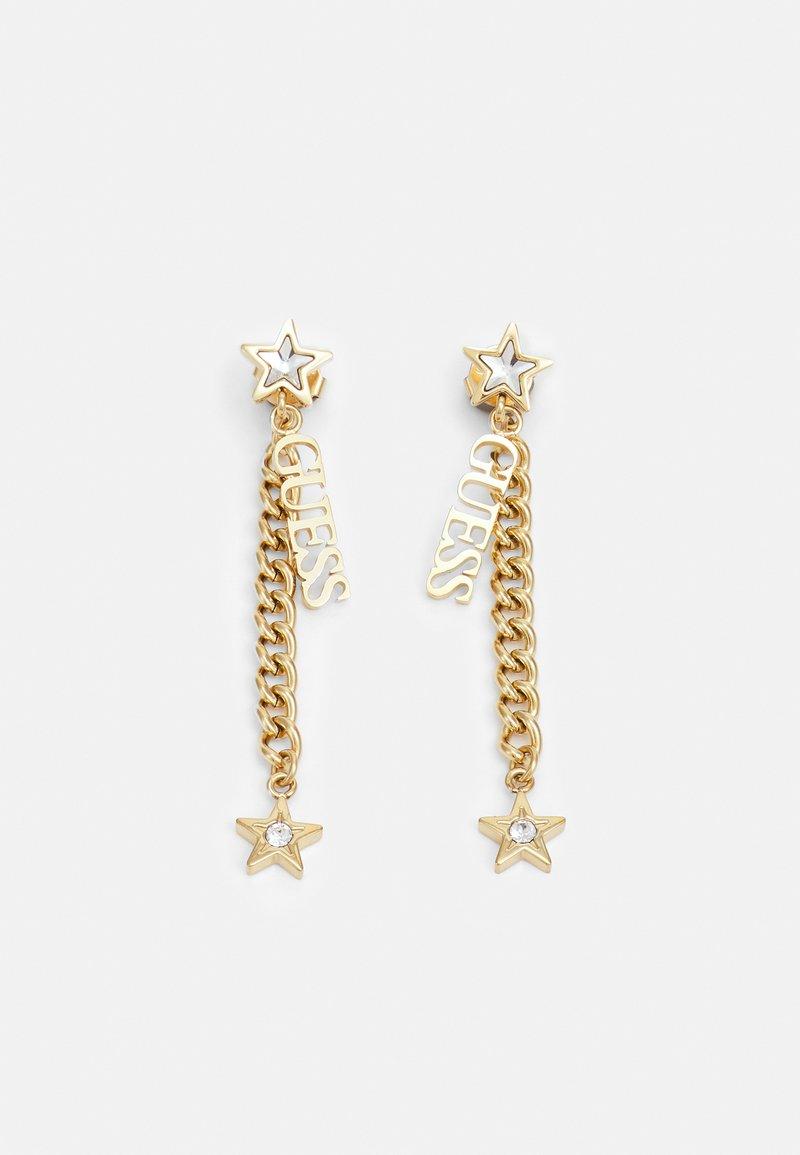 Guess - A STAR IS BORN - Korvakorut - gold-coloured