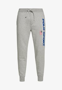 Polo Ralph Lauren - Tracksuit bottoms - andover heather - 4