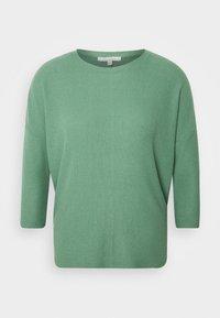 TOM TAILOR DENIM - BATWING TEE - Long sleeved top - vintage green - 3