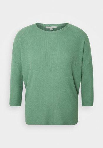 BATWING TEE - Long sleeved top - vintage green