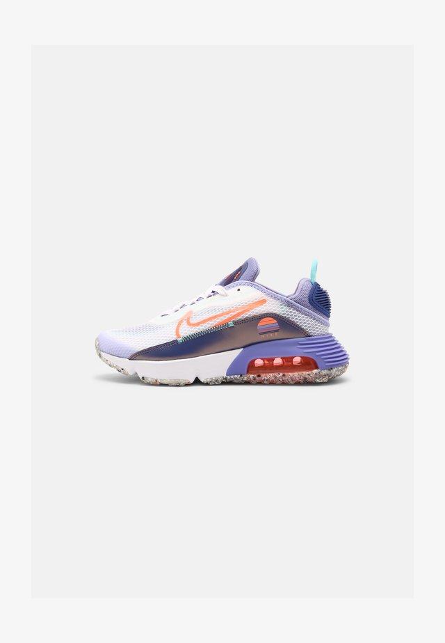 NIKE AIR MAX 2090  - Sneakers basse - white/bright mango/purple dust/light thistle