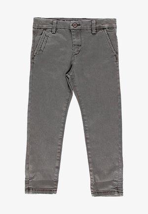Straight leg jeans - lead