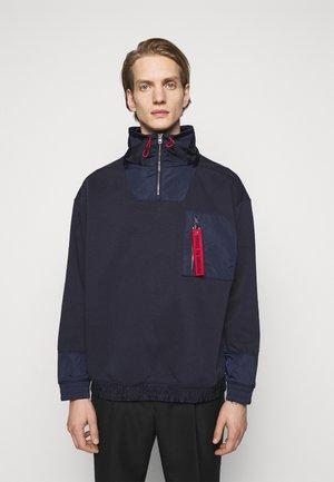 DAMBOO - Sweater - dark blue