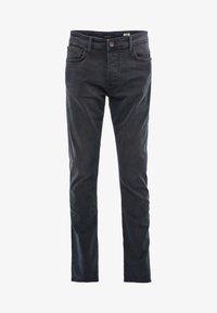 SLIM  FIT - Slim fit jeans - gray