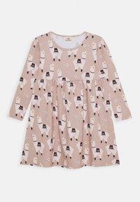Walkiddy - DRESS - Žerzejové šaty - beige - 0