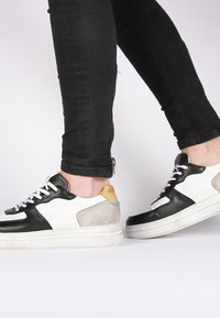 Blackstone - Skateskor - white - 3
