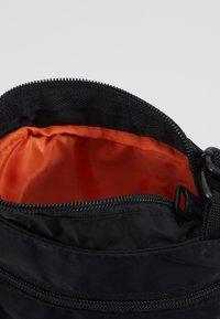 Alpha Industries - CREW MESSENGER BAG - Across body bag - black - 4