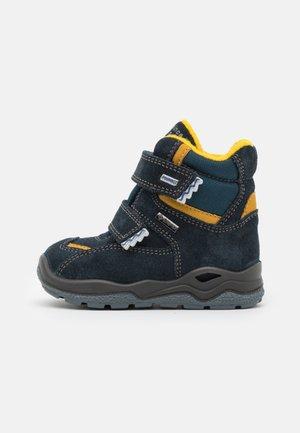 Winter boots - navy/petrolio
