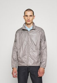 Emporio Armani - BLOUSON JACKET - Summer jacket - beige - 0