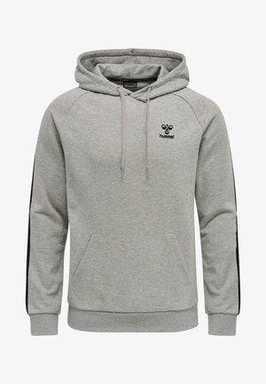 HMLON  - Hoodie - grey melange