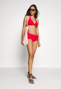 Bruno Banani - TRIANGLE SET - Bikini - red - 1