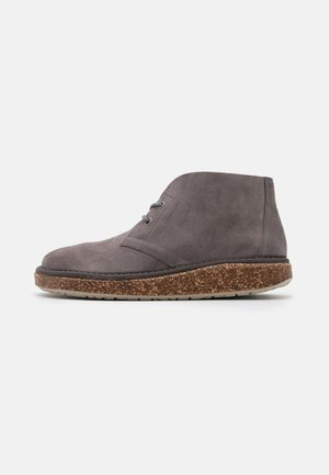 MILTON NARROW FIT - Casual lace-ups - grey