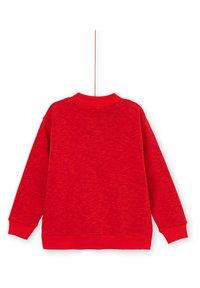 Du Pareil au Même - Sweater met rits - heather red - 1