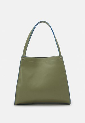 BOAT SOFT - Shopper - moss green