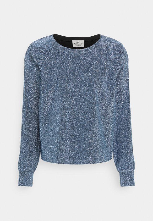 GLITTER TUTU - Camiseta de manga larga - frosty blue